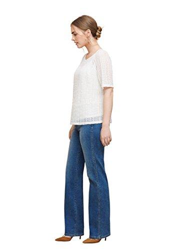 VIOLETA (Plus Size) – Flare jeans Jeans Schlaghosen selena
