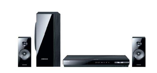 Samsung HT-E5200 2.1 3D-Blu-ray-Heimkinosystem (500 Watt, WLAN, 3D Sound Plus) schwarz