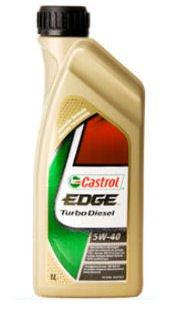 Castrol EDGE-FST TURBO DIESEL 5W40 für Pumpe-Düse-Motoren Motoröl 1l Öl