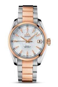 Omega Seamaster Aqua Terra Mid Size Chronometer 231.20.39.21.55.001