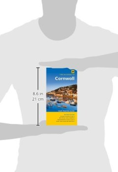Livres Couvertures de The AA Guide to Cornwall