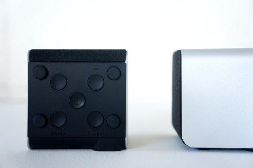 ダブルワイヤレスブルートゥーススピーカー USBS-WW1 (2個セット)