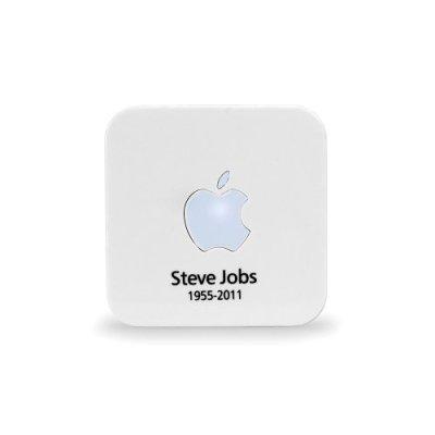 iAppTeam iHub スティーブ・ジョブズ  ver. USB2.0 USBハブ/4ポートハブ