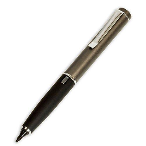 アーバンユーティリティ iPhone・iPad・iPad mini シリーズ専用 ペン先2mm 感度調節機能付き タッチペン 「スラッペン」 ダークグレー ST-TP1GR