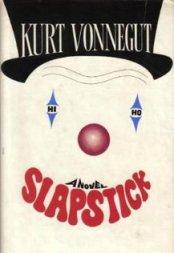 SLAPSTICK A NOVEL by Kurt Vonnegut