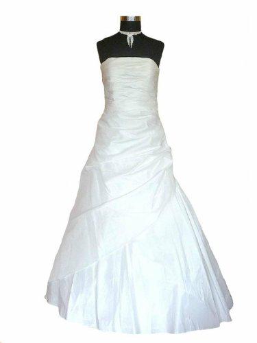 JuJu & Christine Langes Taft Abendkleid Ballkleid 2047 Damen Vers. Farben Gr. 34 -50