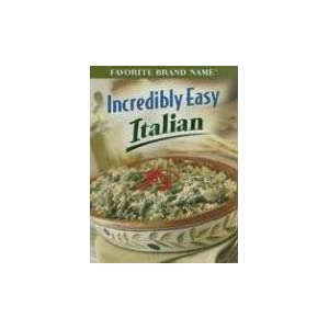 Incredibly Easy Italian
