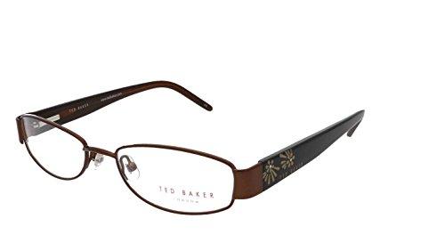 TED BAKER EUGINA 2158 146 Brillen + Etui + Putztuch