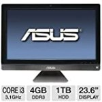 ASUS ET2410IUTS-05 23.6-Inch HD Multi-Touch Desktop – Black for $699.99 + Shipping