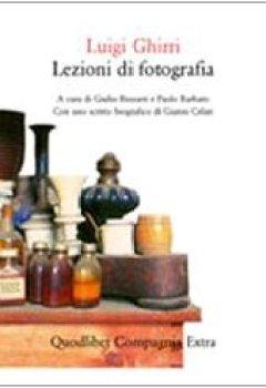 Copertina del libro di Lezioni di fotografia