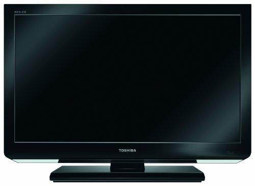 Toshiba 32DB833G 81 cm (32 Zoll) LED-Backlight Fernseher, Energieeffizienzklasse B (Full-HD, 100 HZ AMR, DVB-T/-C, CI+, Blu-ray Player integriert) schwarz