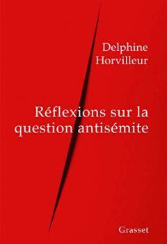 Livres Couvertures de Réflexions sur la question antisémite
