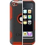 OtterBox Commuter Case for iPod Touch 4th Gen (Orange/Coal) for $17.61 + Shipping