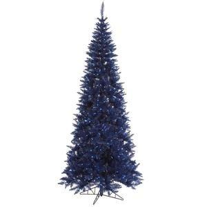 6.5' Christmas tree - blue