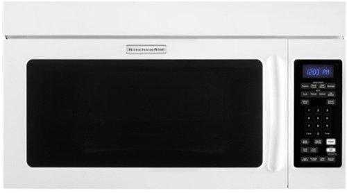 KitchenAid KHMS2040WWH 2.0 cu. ft. Over the Range Microwave - White