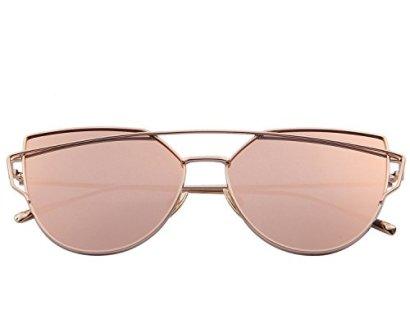 MERRYS-Fashion-Women-Cat-Eye-Sunglasses-Coating-Mirror-Lens-Sun-glasses-UV400-S7882
