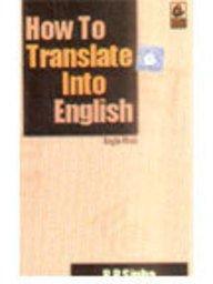How To Translate Into English Anglo - Hindi
