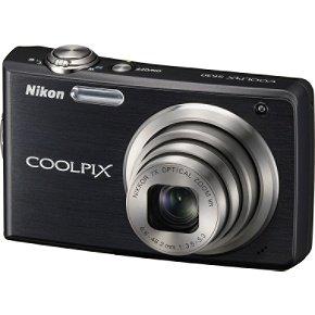 Nikon COOLPIX S630 12 Megapixel Digital Camera with 7x Optical Zoom, 2.7
