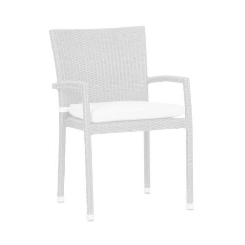 Mano Lounge Stuhl mit Lehne Costa Rica 4er Set