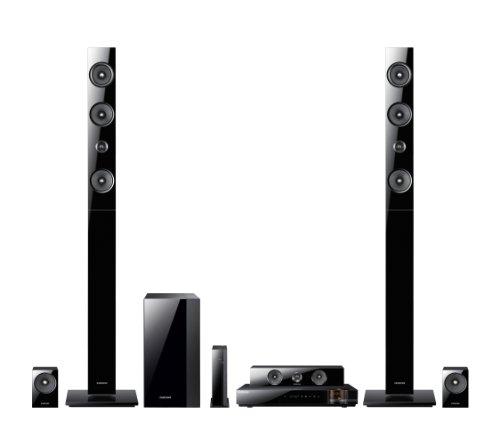 Samsung HT-E6730 7.1 Channel 1330-Watt 3D Blu-Ray Home Theater System