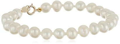 14k-Yellow-Gold-Baby-Freshwater-Cultured-Pearl-Bracelet-45-5-mm-5