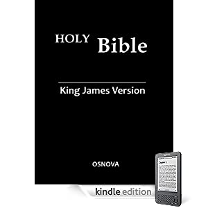 Kindle Bible (KJV with Apocrypha) (best navigation with Direct Verse Jump)