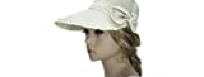 "Noonies Boutique The Cream Scallop Sun Bonnet 11"" w/ 5"" Brim"
