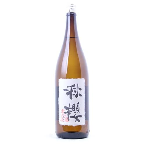 ☆【日本酒ひやおろし】富久長(ふくちょう) 吟醸 秋櫻(コスモス) ひやおろし 1800ml