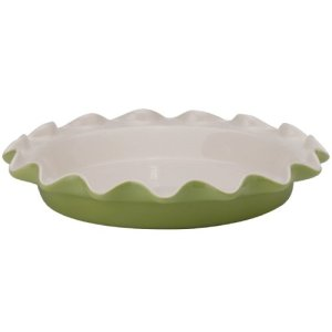 Rose-Levy-Beranbaums-Perfect-Pie-Plate-9-Inch-Ceramic-Sage