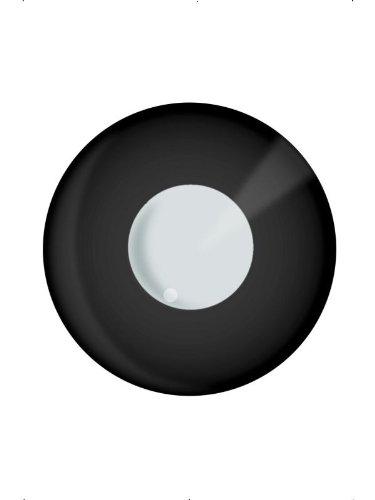 Kontaktlinsen schwarze Linsen Lens schwarz black