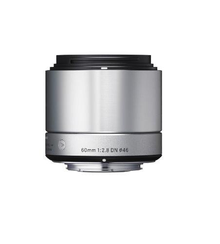 Sigma 35S965 60mm F2.8 DN Lens (Silver) (Sony NEX)