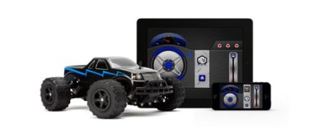 MOTO TC Monster Truck by Griffin Technology – Review and Giveaway