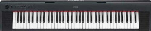Yamaha Piaggero NP31 76-Key Lightweight Compact Portable Keyboard