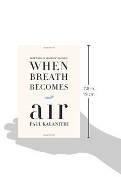 Livres Couvertures de When Breath Becomes Air