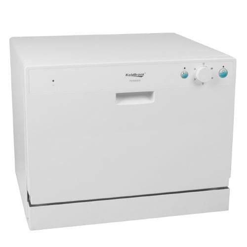 Koldfront 6 Place Setting Countertop Dishwasher 2018