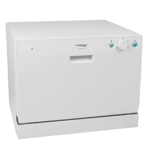 Koldfront 6 Place Setting Countertop Dishwasher 2018