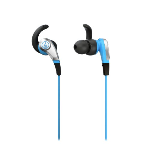 Audio Technica ATH-CKX5 BL Sonic Fuel In-ear headphones, Blue
