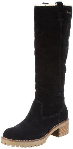 ESPRIT Christal Boot X10420, Damen Stiefel, Schwarz (black 001), EU 39