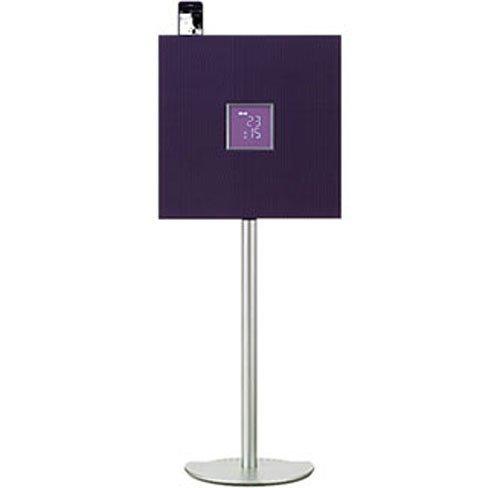 Yamaha Restio ISX 800 Integrated Audio System (CM/MP3-Player, UKW-Tuner, USB 2.0) violett