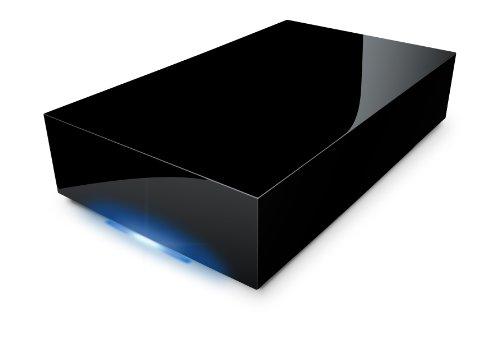 LaCie Hard Disk 2 TB USB 2.0 External Hard Drive designed by Neil Poulton 301871U