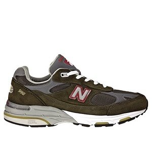 "73db3dd251686 review New Balance 993 ""Semper Fi"" Marines Mens Running Shoes [MR993MAR]  Olive/Grey/Red Mens Shoes MR993MAR-10.5EE Best Price On Sale. New Balance  993 "" ..."