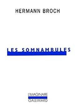 Livres Couvertures de Les Somnambules