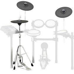 Yamaha DTP700C Cymbal Pad Set