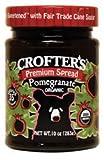 Crofters Organic Fruit Spread Pomegranate -- 10 oz