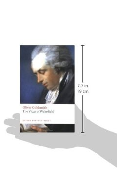 Livres Couvertures de The Vicar of Wakefield