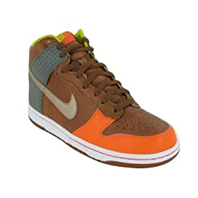 NIKE NIKE DUNK HIGH PREMIUM BASKETBALL SHOES