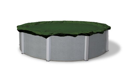 Dirt Defender 12-Year 18-Feet Round Above-Ground Winter Pool Cover