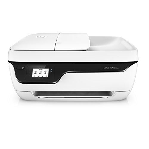 Stampante Multifunzione HP Officejet 3831(A4, stampante, fotocopiatrice, Scanner, Fax, HP Instant Ink, WLAN, HP Eprint, Apple AirPrint, USB, 4800x 1200dpi) Nero