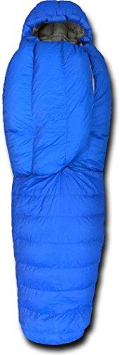 Zipperless Sleeping Bag