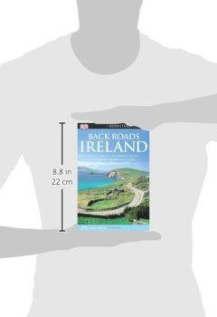 Livres Couvertures de Back Roads Ireland